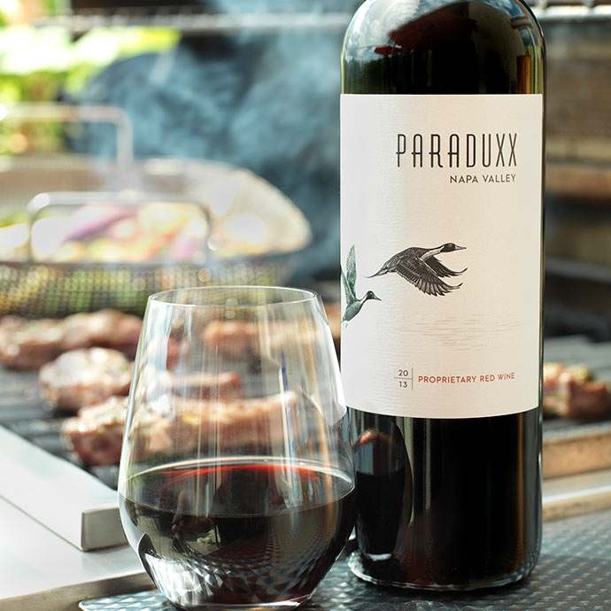Proprietary Napa Valley Red Wine