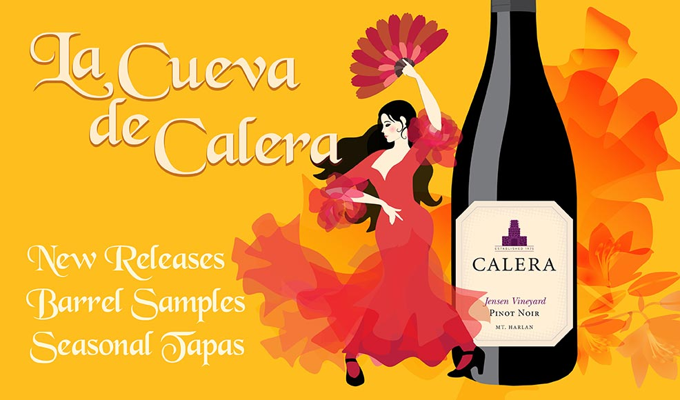 La Cueva de Calera event at Calera