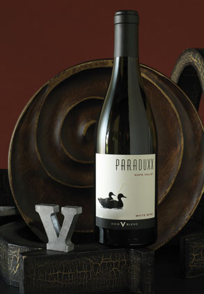 Paraduxx V Blend Napa Valley White Wine