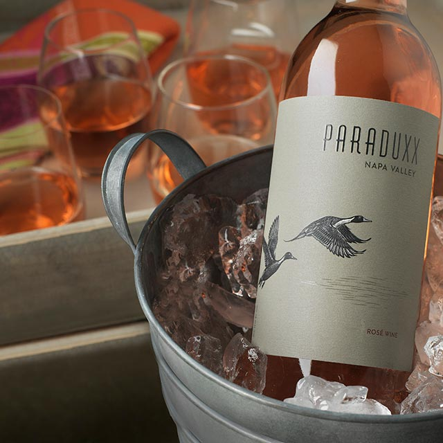 Paraduxx Napa Valley Rose