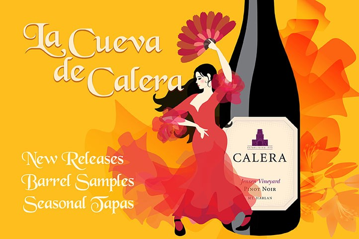 spanish themed event at Calera in hollister