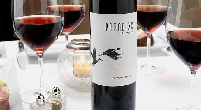 Send Paraduxx Wines as Corporate Gifts