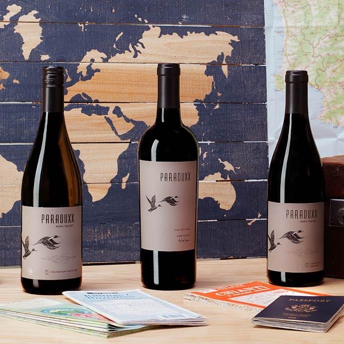 New Release of Paraduxx wines